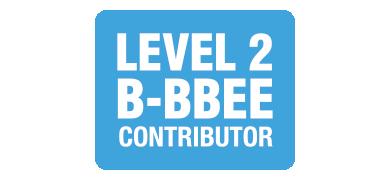 Level 2 - B-BBEE contributor