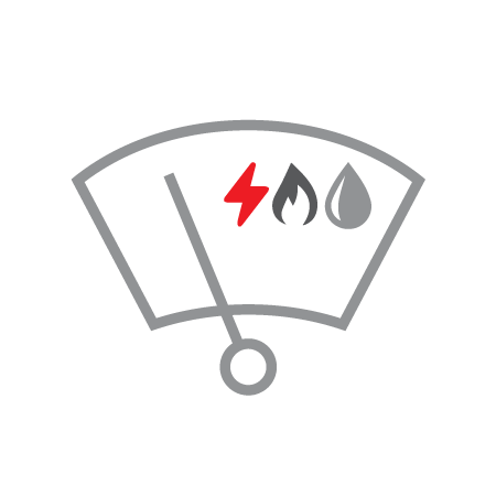 Electricity Gas Water Meters